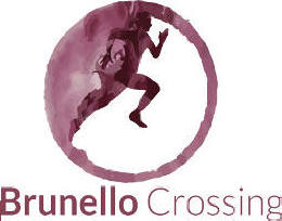 Brunello crossing Montalcino maratona